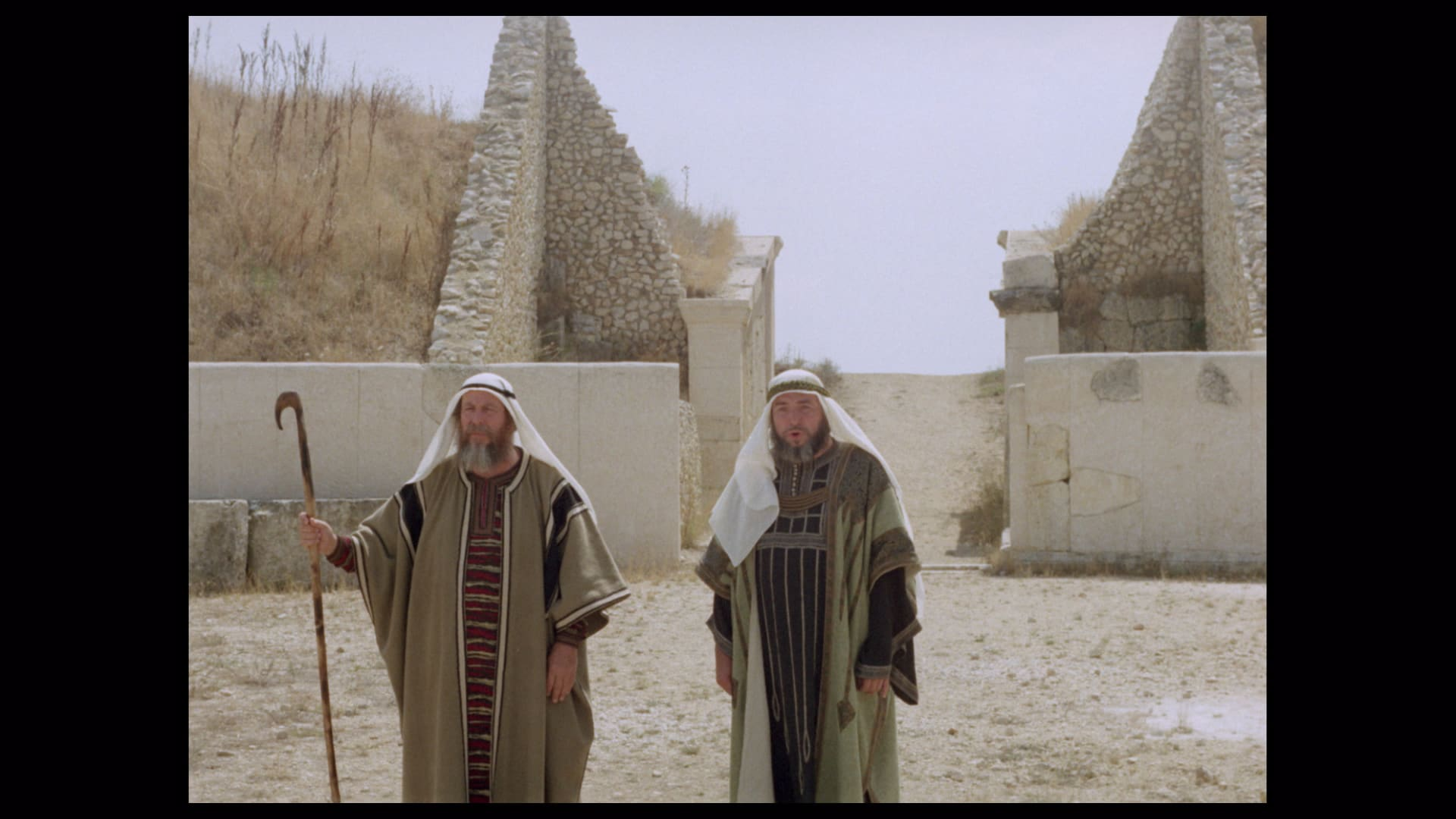 """Transmissions - Essays: Ted Fendt on """"Moses and Aaron"""""""