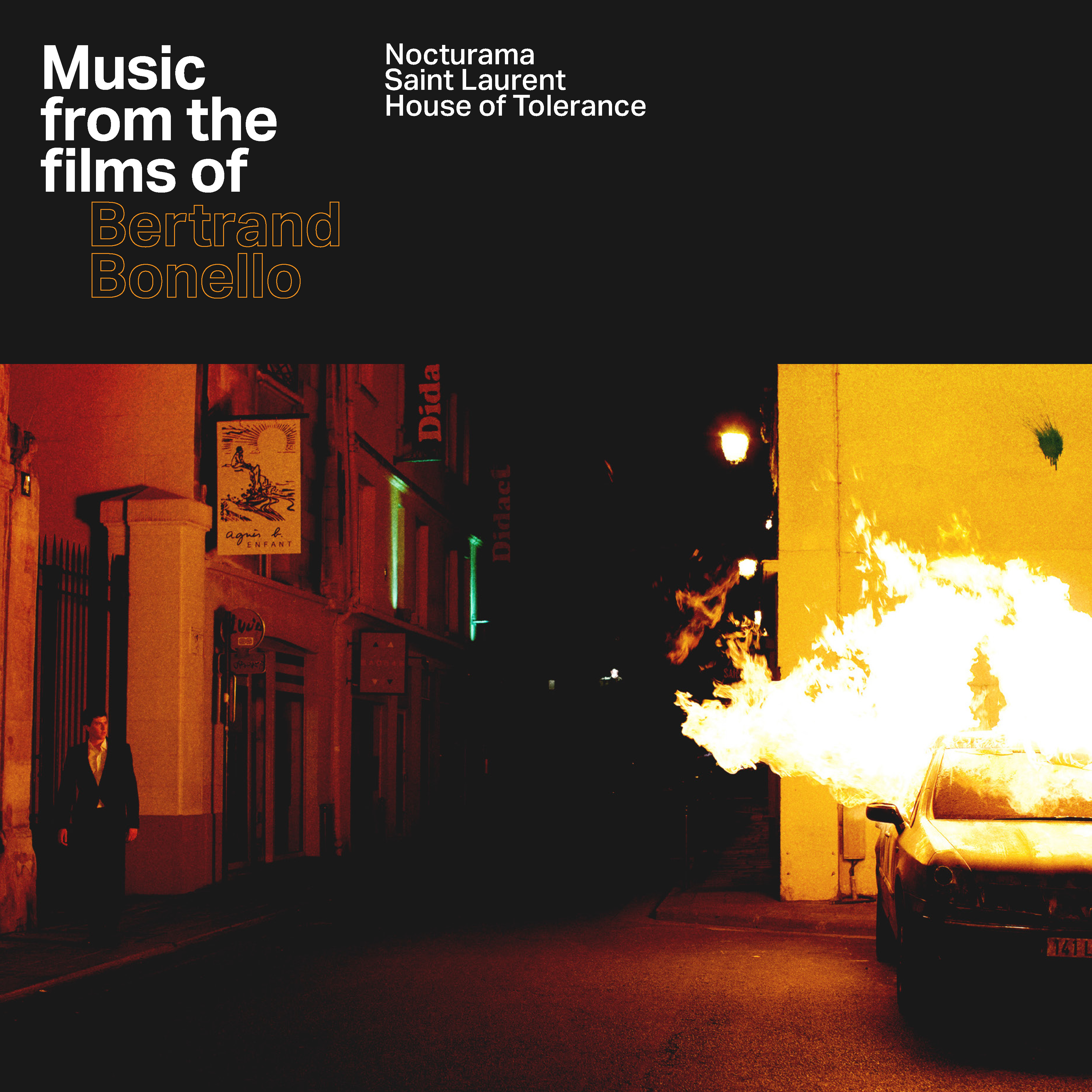 Music from the Films of Bertrand Bonello